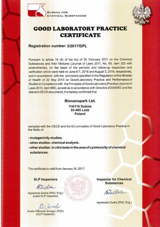certyfikat_DPL_wersja_eng_Bionanopark