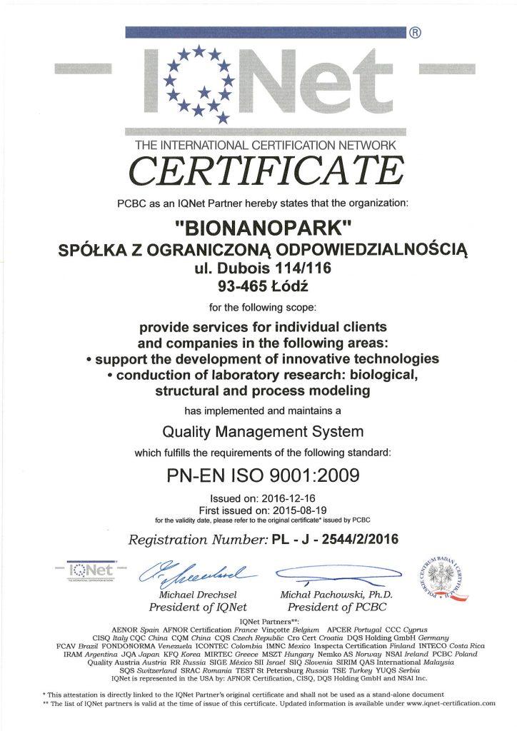 certyfikat_IQNET_ISO_9001